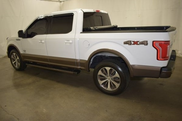 2016 Ford F 150 King Ranch In Lexington Ky Paul Miller Mazda